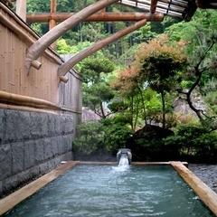 ★後楽スタンダードプラン 〜お手軽な料金で1泊2食〜 日本旅館と三朝温泉