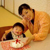 【日本一のファーストバースデープラン】祝★お子様の大切な記念日にはご家族で最高の思い出作り♪