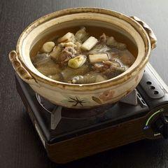 【美食少量会席/女性におすすめ】コラーゲンたっぷり★すっぽん鍋と自慢の湯で体の内外からキレイを実感!