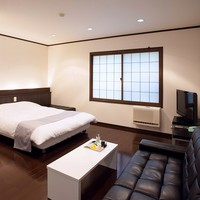 【ダブルベッドルーム】限定1室♪◆8畳◆