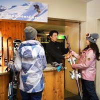 """【最大26時間◇超ロングステイ◇素泊り】""""翌日16時""""まで滞在OK!スキー後もお部屋でのんびり♪"""