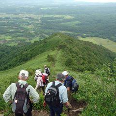 蒜山各登山口への送迎&登山用弁当付き♪山ガール・山男あつまれ!山登り応援プラン2018