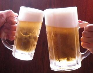 【平日室数限定】レストランで生ビール一杯無料サービス付〜朝食バイキング無料〜