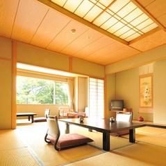 ■一般客室【和室12.5畳+4.5畳】
