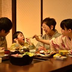 【お祝い御膳プラン】ご長寿・大切な記念日のお祝いに・・思い出づくりをお手伝い♪