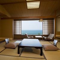 【華水館】 和室10畳〜12.5畳 <日本海側>