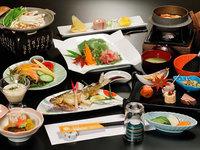 期間限定【5大特典付き】田舎な料理をご堪能!お食事処でゆったりと【里山懐石】