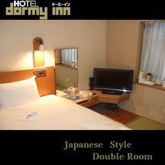 ■喫煙和風セミダブル■全室WiFi完備&シモンズ社製ベッド