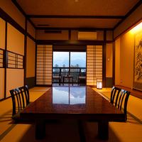 アップグレード由布岳側客室 和室または和洋室
