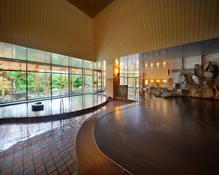 ◆絶景・丘の上の美しの湯プラン◆1泊朝食付【天然モール温泉&朝食付】