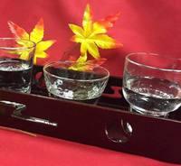 ●日本酒フェア飲みくらべセット付プラン●2食付