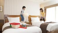 【ファミリー・グループプラン】 みんなでお泊り♪ 3〜4名1室 〜室料のみ〜