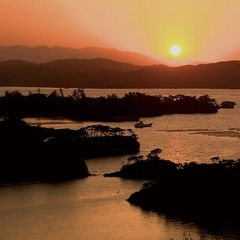 【島巡り・仁王丸遊覧船・乗船券付き】特別プラン・海の見えるお部屋で夕食
