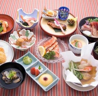 ■海鮮プラン・海の見えるお部屋■ 爽やかな松島と新鮮魚介類・・