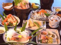【1番人気♪秋のスタンダードプラン♪】サーモンのホイル焼き&松茸入り茶碗蒸し♪源泉かけ流し温泉♪