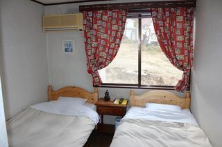 202号室 シャワールーム付き 2ベッドルーム