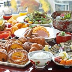 【SAVER朝食付】シンプルステイプラン〜地元食材たっぷりの朝食付〜