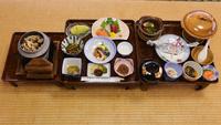 松茸の土瓶蒸し付き 5品から選べるメイン料理!こだわりの季節食材御膳Cプラン(WI-FI完備)