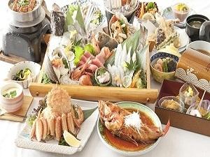 ★★★ 料理長おまかせ/露天風呂付和室+貸切風呂プラン