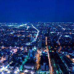 【夜景】■SAVER シンプルステイ≪素泊まり≫夜景ランキング全国5位眺望が自慢のホテル