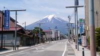 富士山を見に行こう!!カップル&ファミリープラン♪