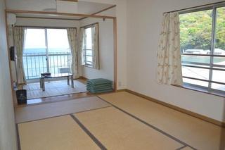 3階海側:1室10畳(畳6畳+フローリング4畳)(禁煙室)