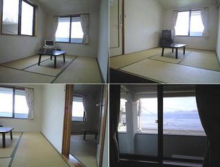 別館:2部屋和室(6畳+6畳)