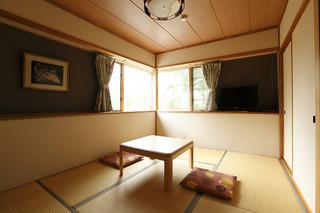 【現金特価】 ファミリー和洋室【機関車トーマスベッド付き】 春〜秋