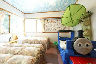 蔵造り半露天風呂が貸切の宿 リゾート・イン ラリー