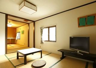 現金特価 2間続き和室【こたつ・トイレ・洗面付】