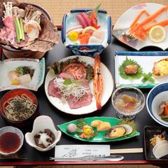 【現金特価】ローストビーフか海老カツのお料理おまかせプラン!貸切風呂無料【会場食】