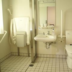 2020年1月16日大浴場OPEN!!【バス浴槽ナシ】ユニバーサルルーム広々22平米・3名様まで
