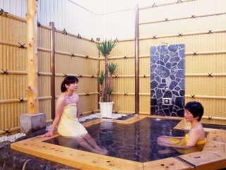 【素泊まり】小学生以下半額♪夏休み天然温泉♪貸切露天風呂も入れます!(禁煙)