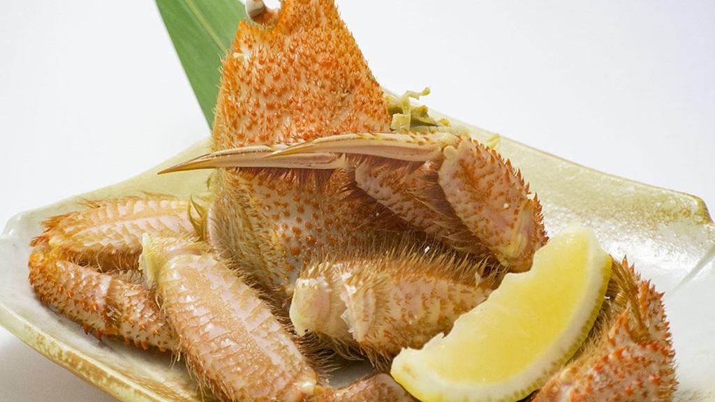 【毛蟹半身付き】北海道の味覚を味わい尽くす!/ビュッフェ