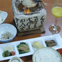 【平日限定】【朝食付】レモン風呂&しっかり朝食で元気に出発!
