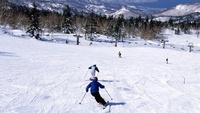 【札幌国際スキー場】たくさん食べて!たくさん滑る!リフト1日券付プラン♪ 夕食は『ライブビュッフェ』