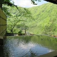■露天風呂付客室■プライベイト空間で湯ったり老舗の味を満喫♪