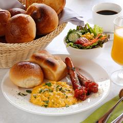 ◆限定1日5室!◆ルームサービスのご朝食付【¥6,200〜】お部屋でゆったりご朝食を♪