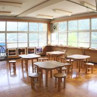 教室(二食付き夕食BBQ)