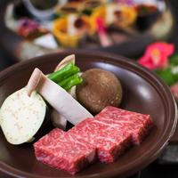 【松】海神コース 選べる土佐和牛A4ランク≪陶板焼き or すき焼き≫ メインを贅沢にアップグレード