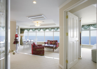最上階特別客室オーシャンフロントスイートルーム(禁煙ダブル)