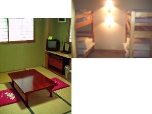 和室4畳半と二段ベット(2台)  「現金特価」