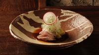 【全国人気オーベルジュTOP3】上質な素材に拘った山草庵・食のおもてなし/グレードアップ『特別懐石』