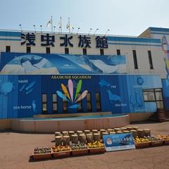 【水族館チケット付宿泊プラン】浅虫水族館へ行こうよ♪