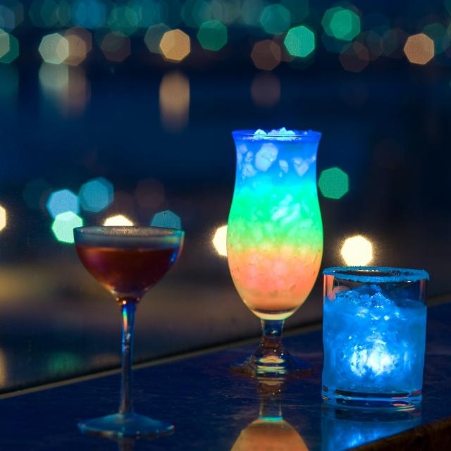 【素泊まり+バーカクテル】2人だけの大切なひと時を♪『稚内』の夜景と共に旅の思い出作り