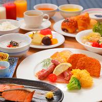 【楽天タイムセール】10%OFF!朝食付でオトク♪『稚内の名産』満喫朝食