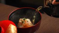 【お食事グレードアップ】ちょっと贅沢に季節の月替わり会席◆疲れを癒す心のリセット旅〜