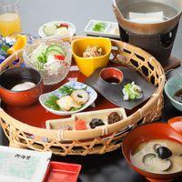 【1泊朝食付】東郷産の「しじみ」「梨ジャム」など特産品を味わう朝ごはんでパワーチャージ♪