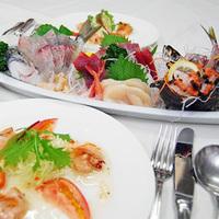 【刺身付き】伊豆の海の幸を堪能♪新鮮お刺身付きディナー/2食付≪赤ちゃん・お子様歓迎≫