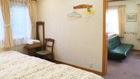 206*3ベッド+ソファーベッド<畳スペース付>